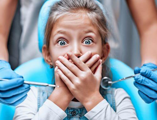 Strah djece od zubara